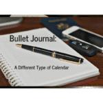 Bullet Journal :: A Different Kind of Calendar