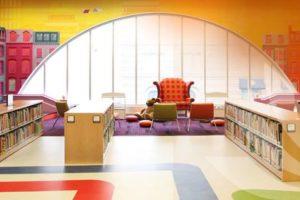 library - bpl childrens room - Boston Moms Blog