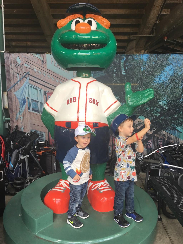 Fenway Park - Boston Red Sox - Boston Moms Blog
