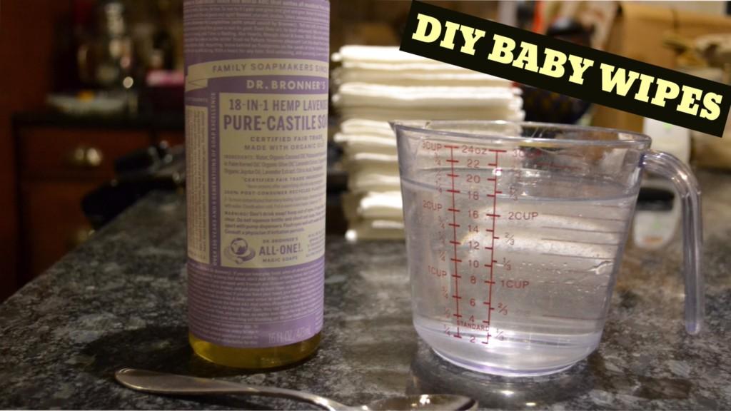 DIY baby wipes - Boston Moms Blog