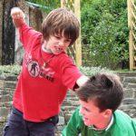 Raising Boys :: Saying No to Aggressive Play