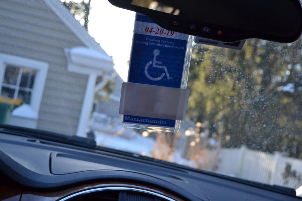 handicap parking - Boston Moms Blog