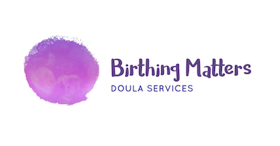 birthing matters doula services logo