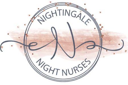 nightingale night nurses logo