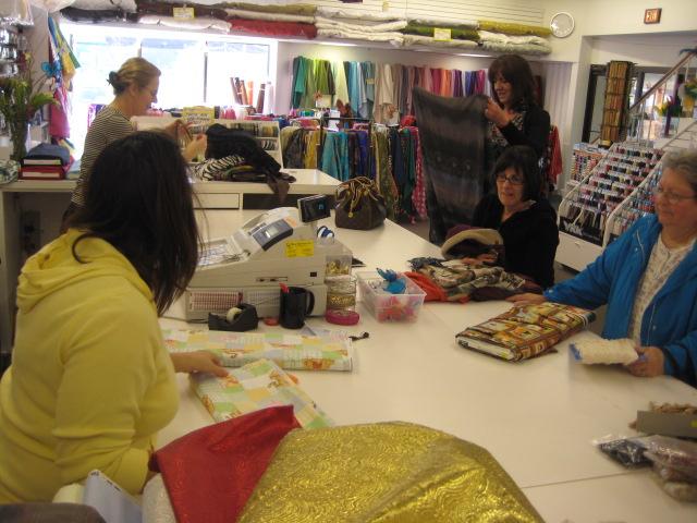 4 Favorite Boston Area Fabric Stores