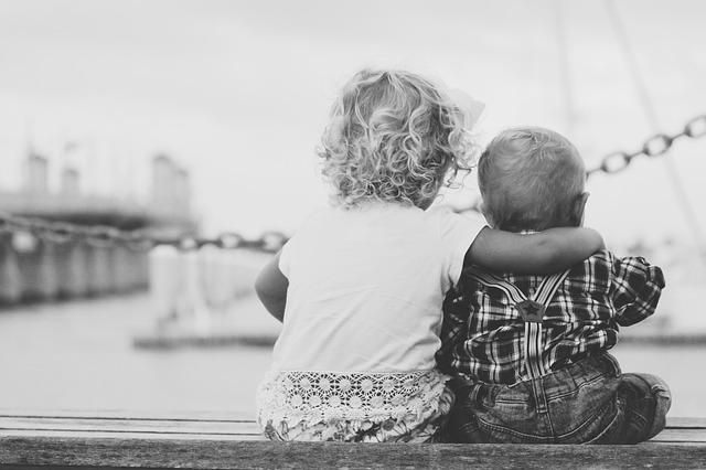 children close in age - Boston Moms Blog