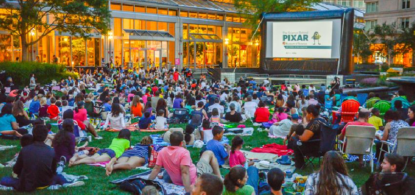 outdoor movies boston - Boston Moms Blog