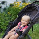 Strolling for the Safety 1st RIVA Travel System