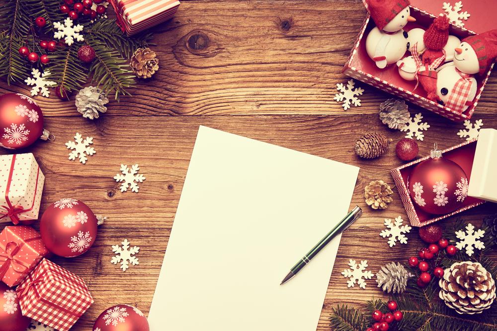 Santa letter - Boston Moms Blog