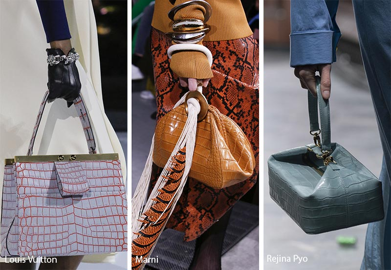 afd57775bfd Fall and Winter 2018 Handbag Trends