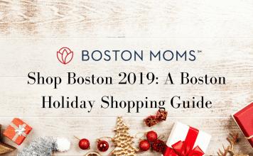 holiday shopping - Boston Moms