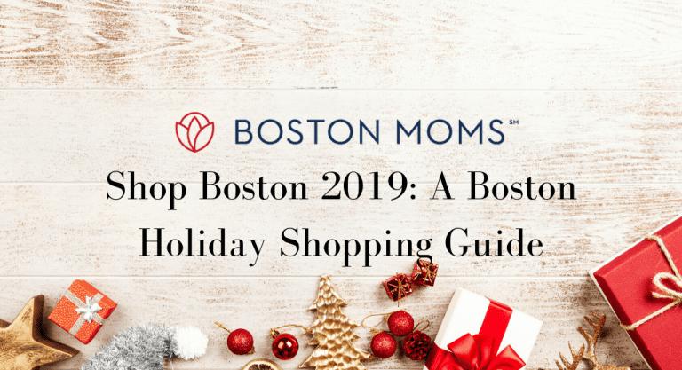 Shop Boston 2019 :: A Boston Holiday Shopping Guide