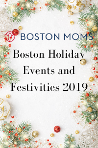 pin Boston Holiday Events and Festivities 2019