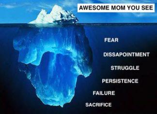 iceberg mom - Boston Moms