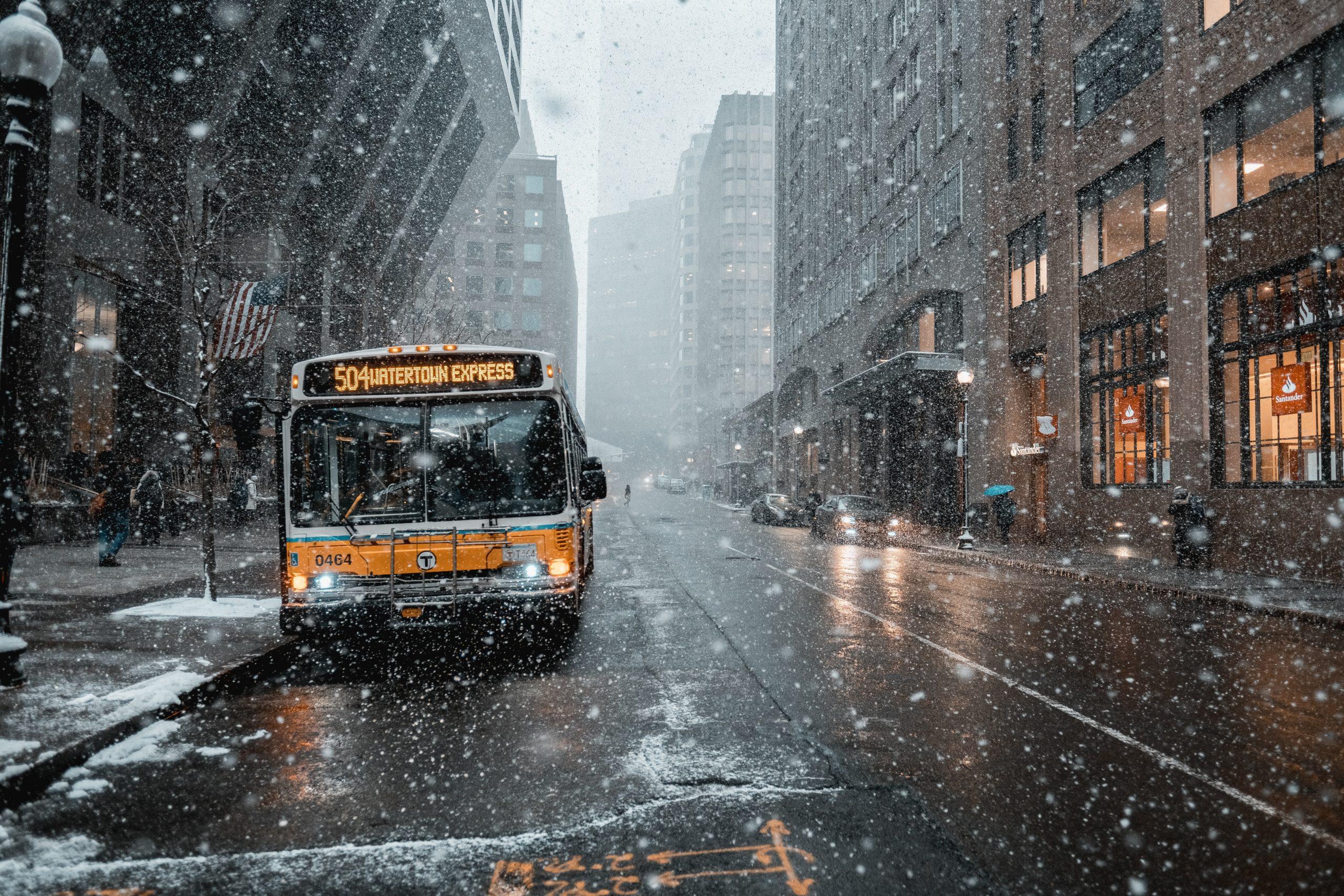 Boston winter - Boston Moms