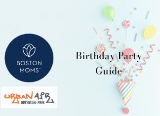 Boston Moms Birthday Party Guide