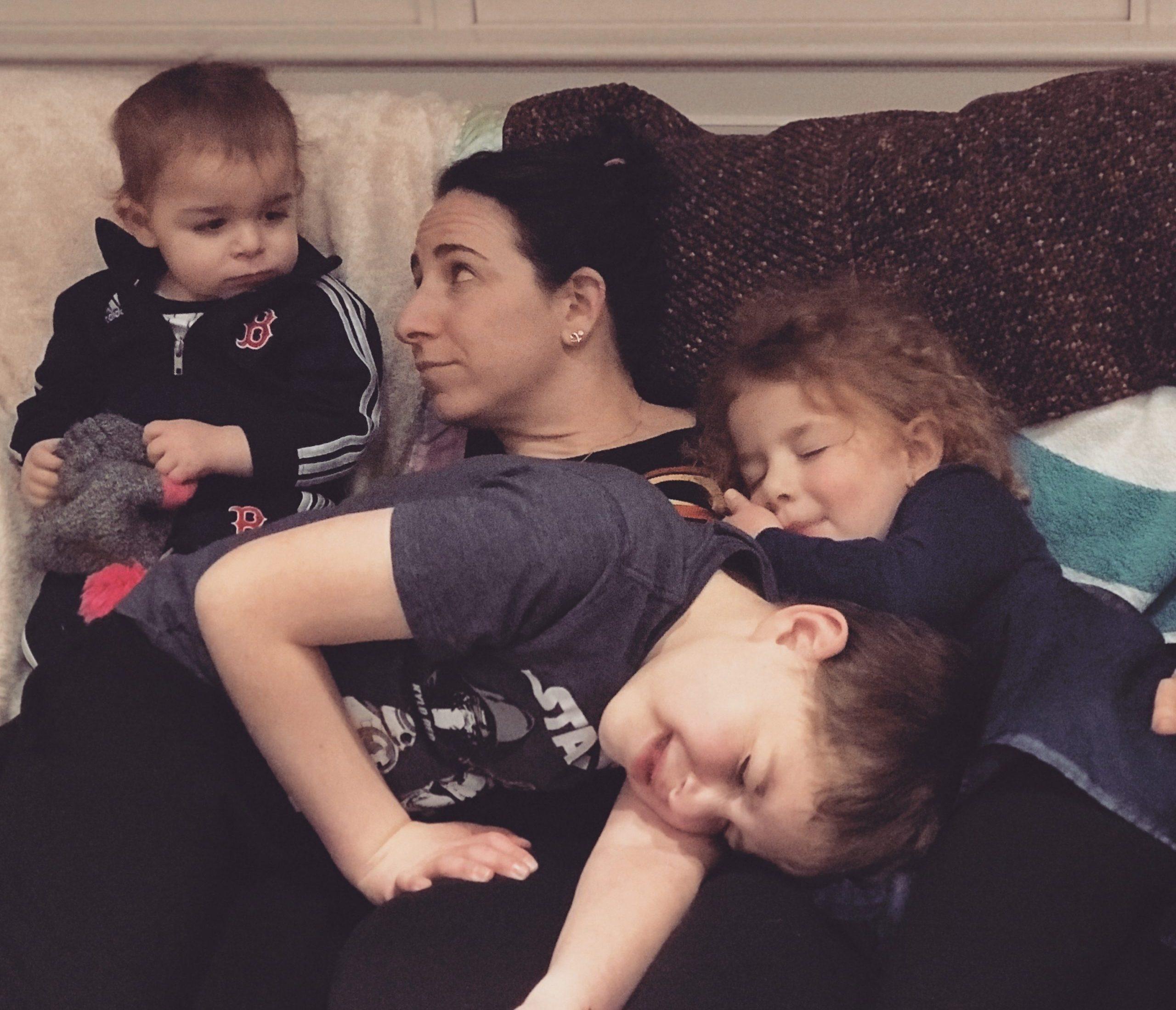 we broke the rules - Boston Moms