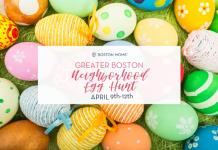 Boston Easter egg hunt - Boston Moms