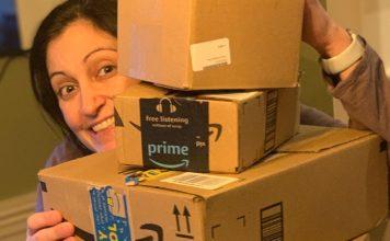 Amazon - Boston Moms