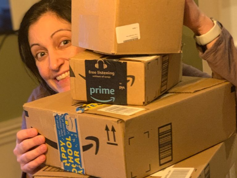 Breaking Up (with Amazon) Is Hard To Do