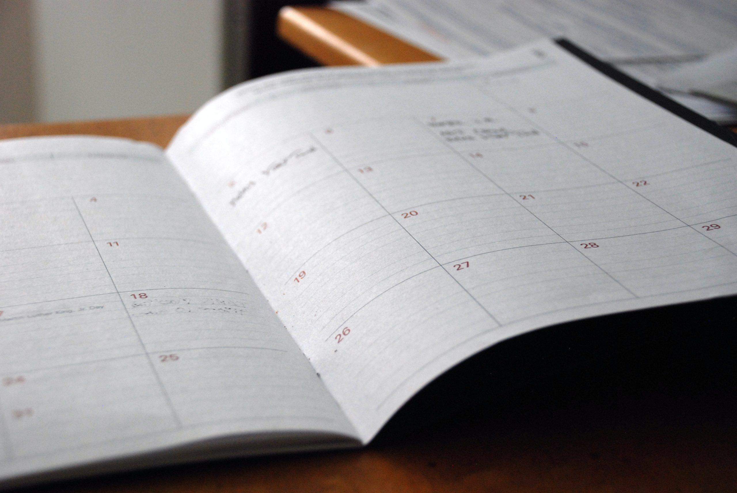 family schedule routine - Boston Moms