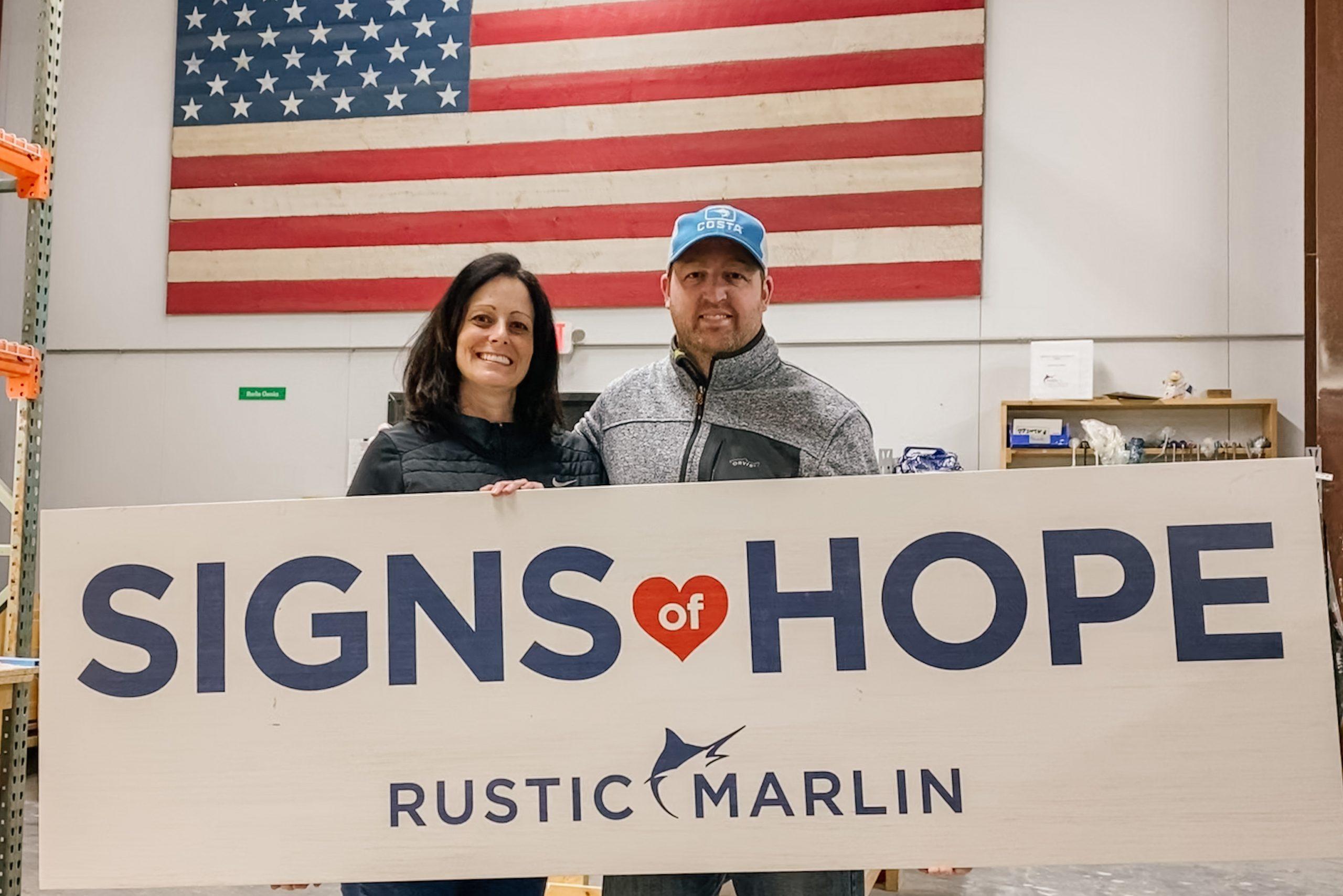 Rustic Marlin - Boston Moms community feature