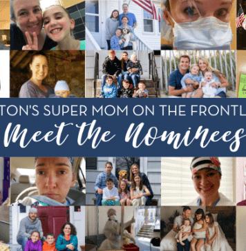 Boston's Super Mom Frontlines - Boston Moms