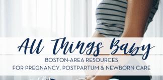 Boston pregnancy postpartum baby newborn - Boston Moms