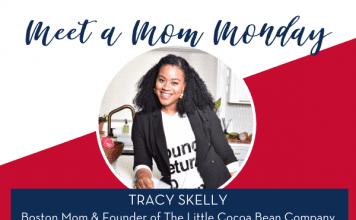Meet a Mom Monday - Little Cocoa Bean Company - Boston Moms