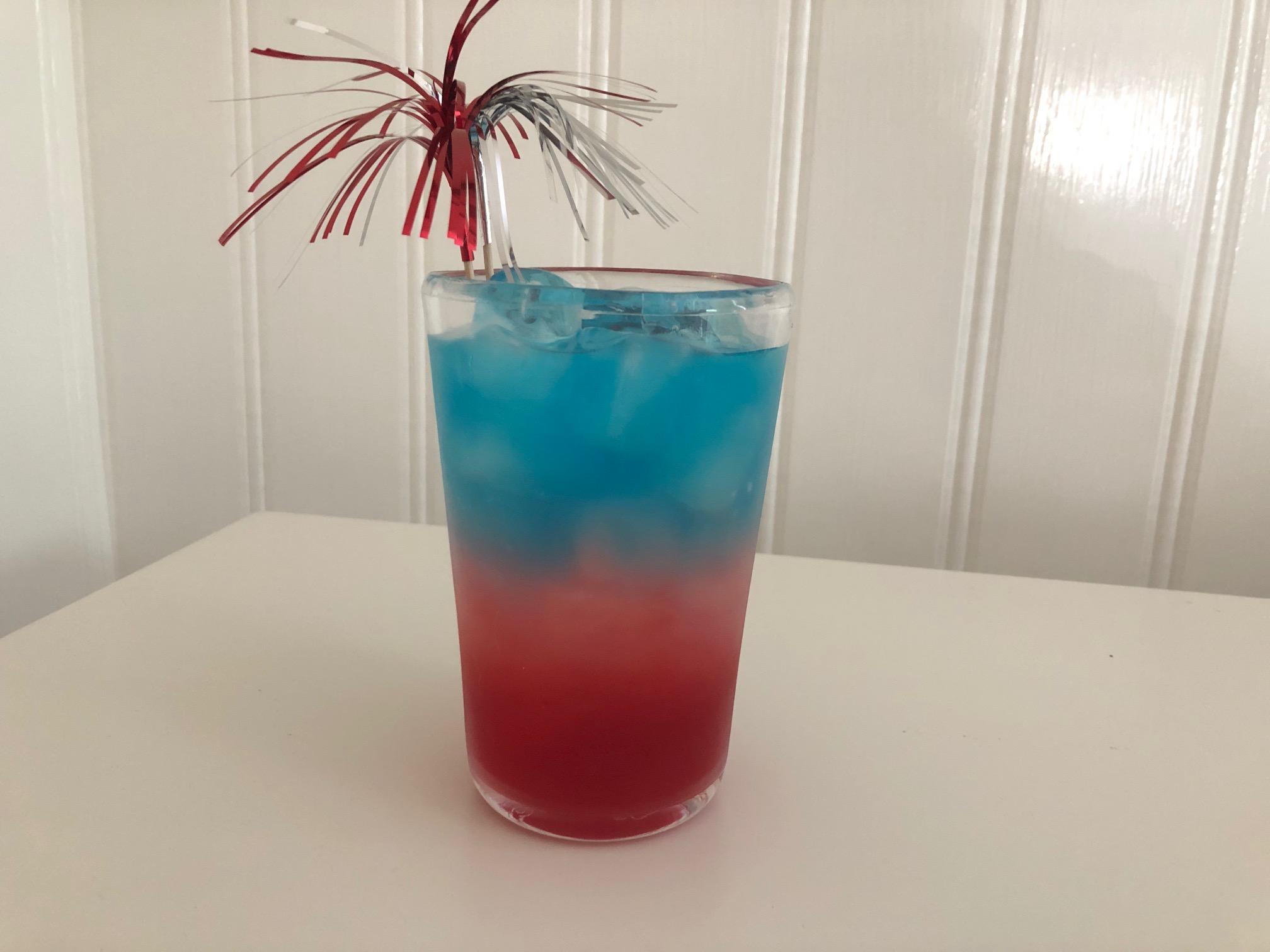 Fourth of July drink recipe - Boston Moms