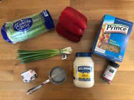 classic pasta salad recipe - Boston Moms