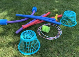 backyard obstacle course - Boston Moms