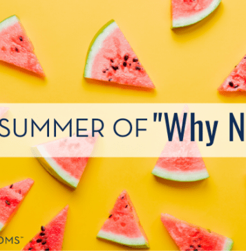 summer of why not - Boston Moms