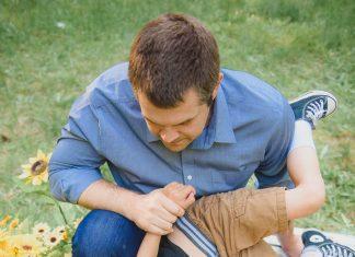 Boston dad - fatherhood - Boston Moms