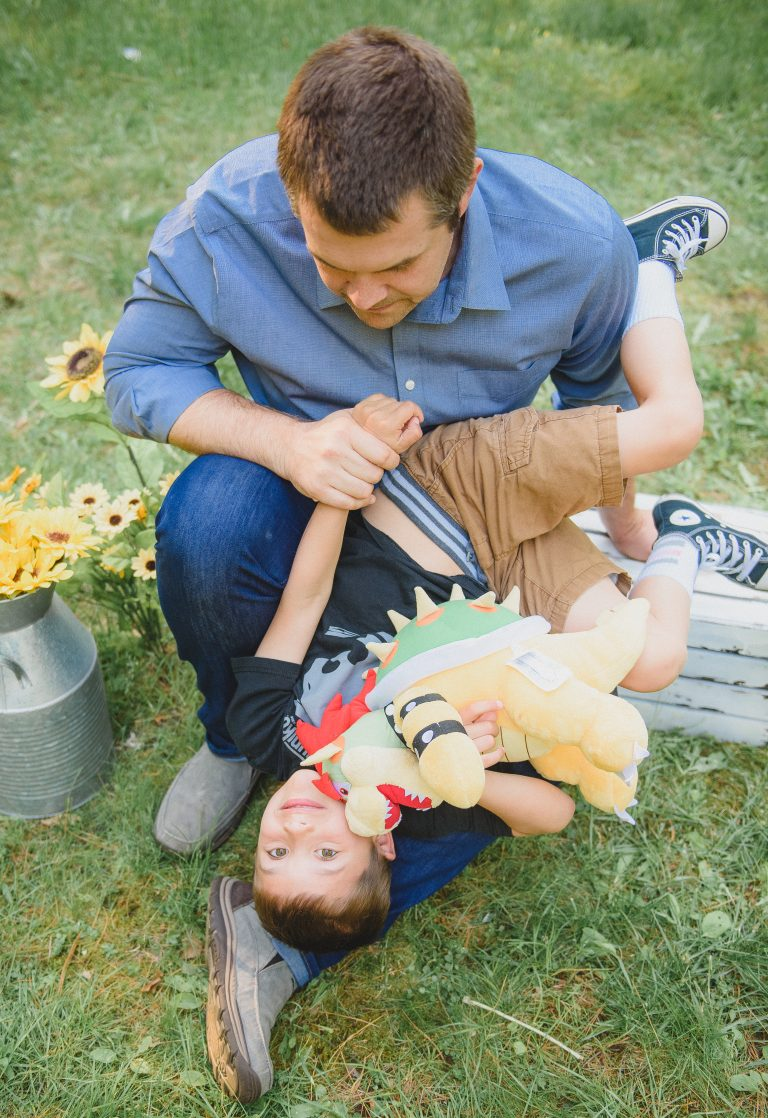 5 Lessons in Fatherhood (from One Boston Dad)