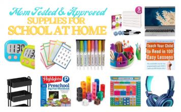 school supplies - Boston Moms