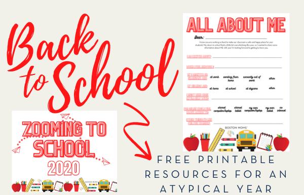 back-to-school printables - Boston Moms