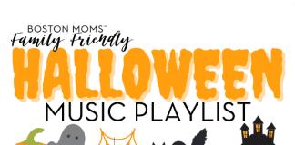 Halloween playlist - Boston Moms