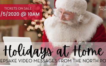 Santa keepsake video message - Boston Moms