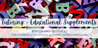 tutoring and extracurricular activities - Boston Moms