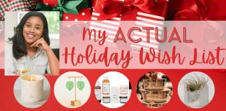holiday wish lists - Boston Moms