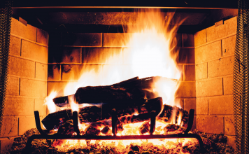 winter fire safety tips - Boston Moms