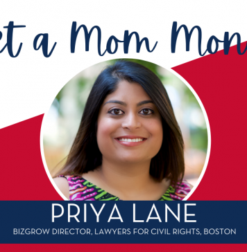 Meet a Mom: Priya Lane - Boston Moms