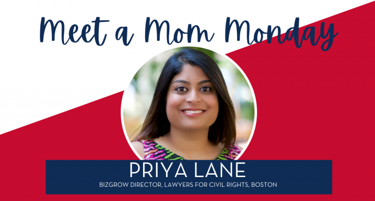 Meet a Boston Mom :: Priya Lane of BizGrow at Lawyers for Civil Rights Boston