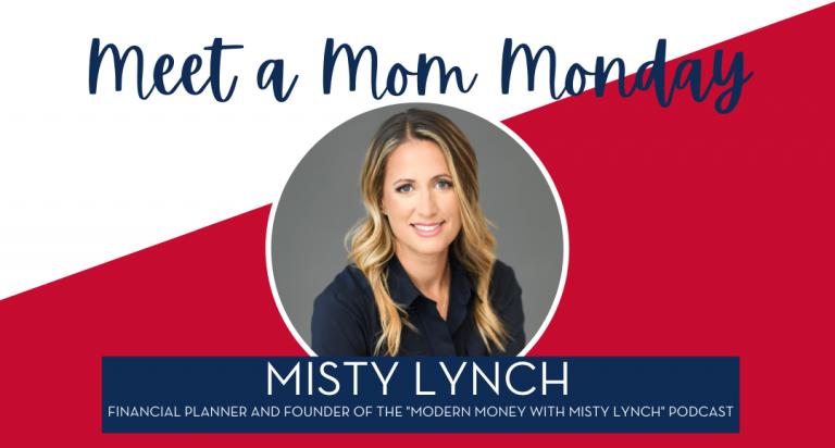 "Meet a Boston Mom :: Misty Lynch of ""Modern Money with Misty Lynch"""