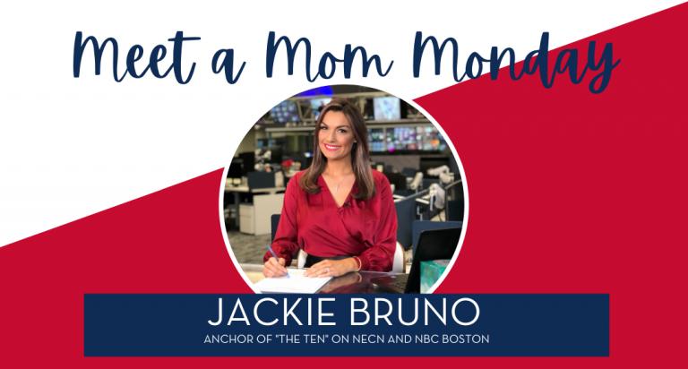 Meet a Boston Mom :: Jackie Bruno of NECN and NBC10 Boston