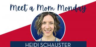 Meet a Mom Heidi Schauster - Boston Moms
