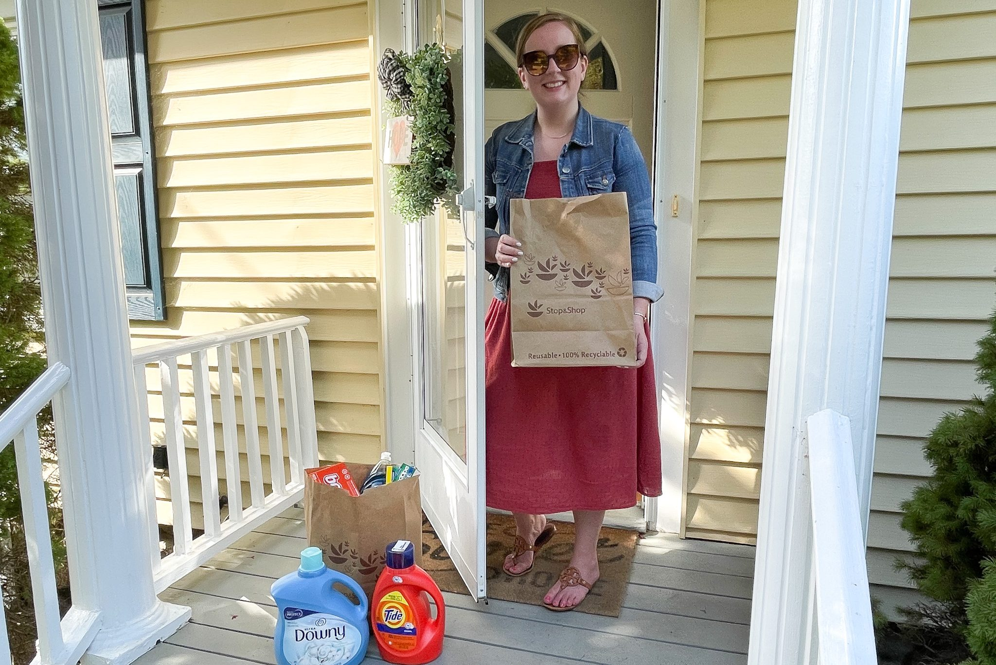 Stop & Shop delivery - Boston Moms