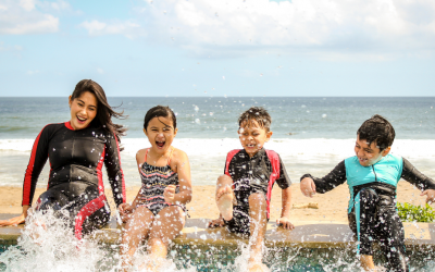 10 Great Family-Friendly Beaches in the Greater Boston Area!