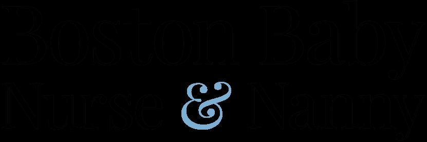 Boston Baby Nurse & Nanny Logo